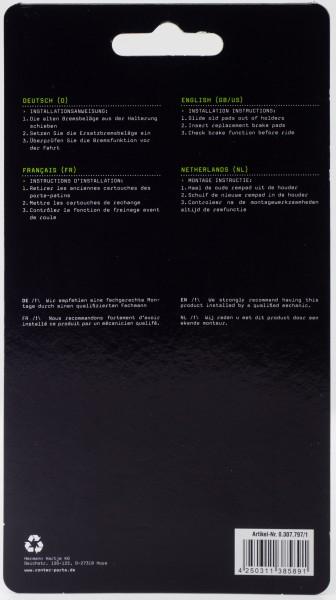 CONTEC Cartridge V-STOP 2D