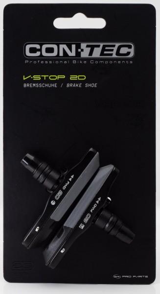 CONTEC Bremsschuh V-STOP 2D