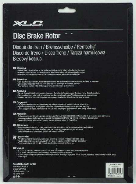 XLC Bremsscheibe BR-X50