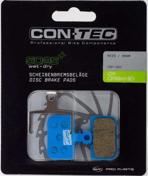 CONTEC Scheibenbremsbeläge CBP-380